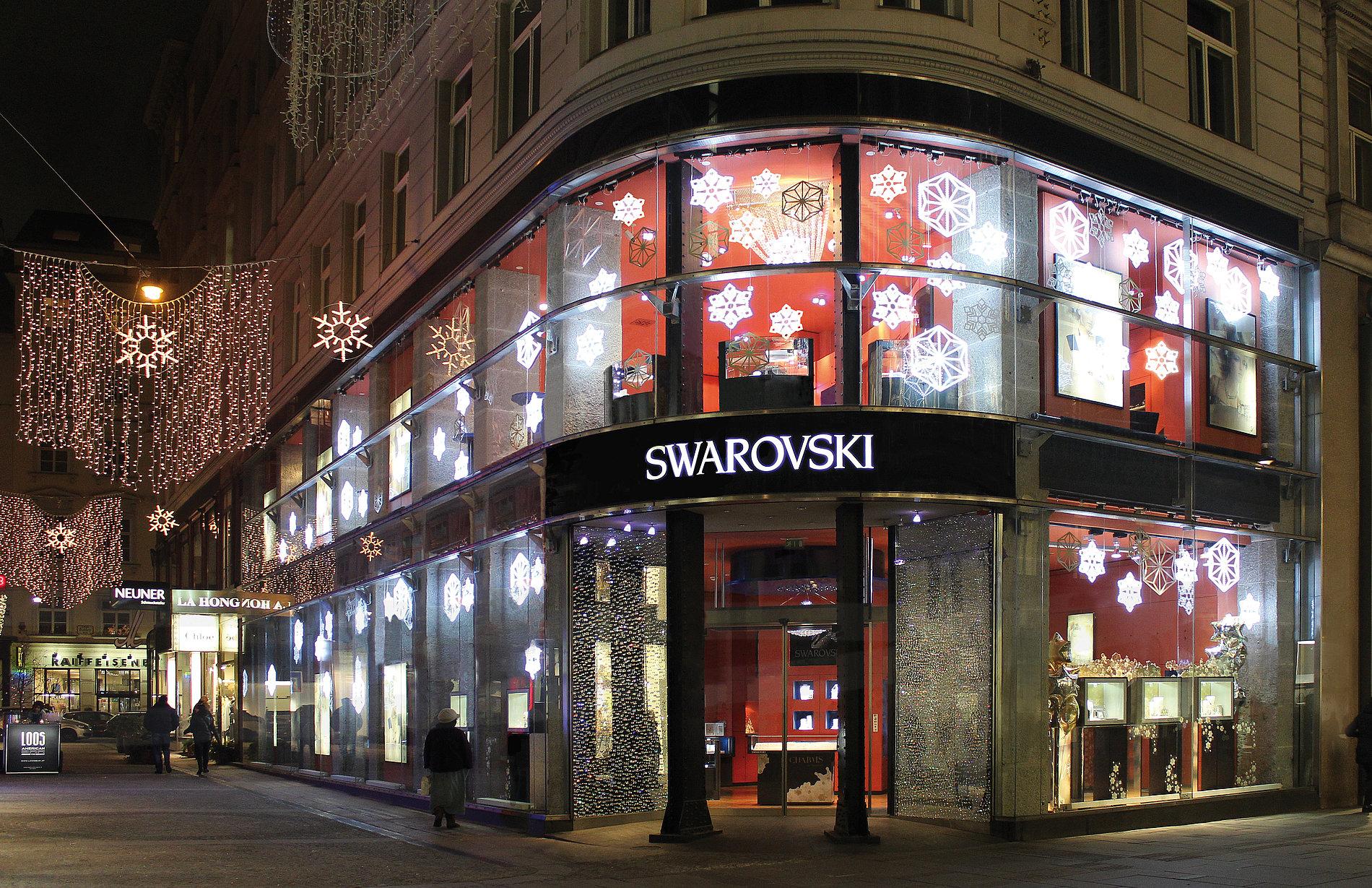 Swarovski_Xmas | Red Dot Design Award