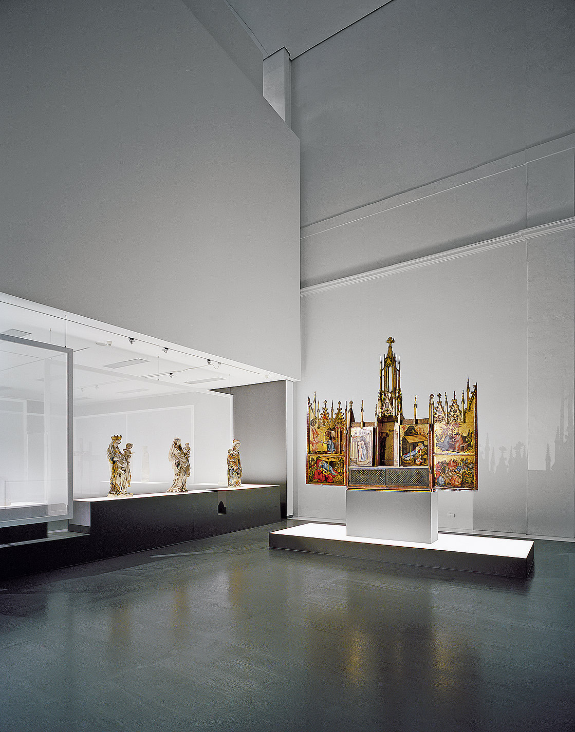 Kunstschätze  des Mittelalters | Red Dot Design Award