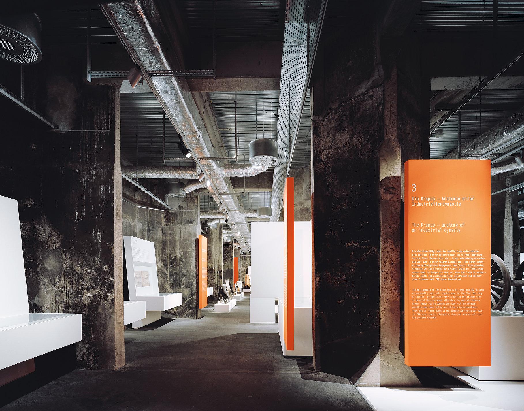 200 Jahre Krupp –  Ein Mythos wird  besichtigt | Red Dot Design Award