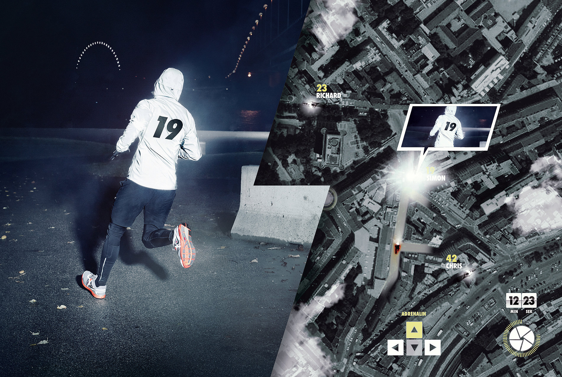 Nike –  Catch the Flash | Red Dot Design Award