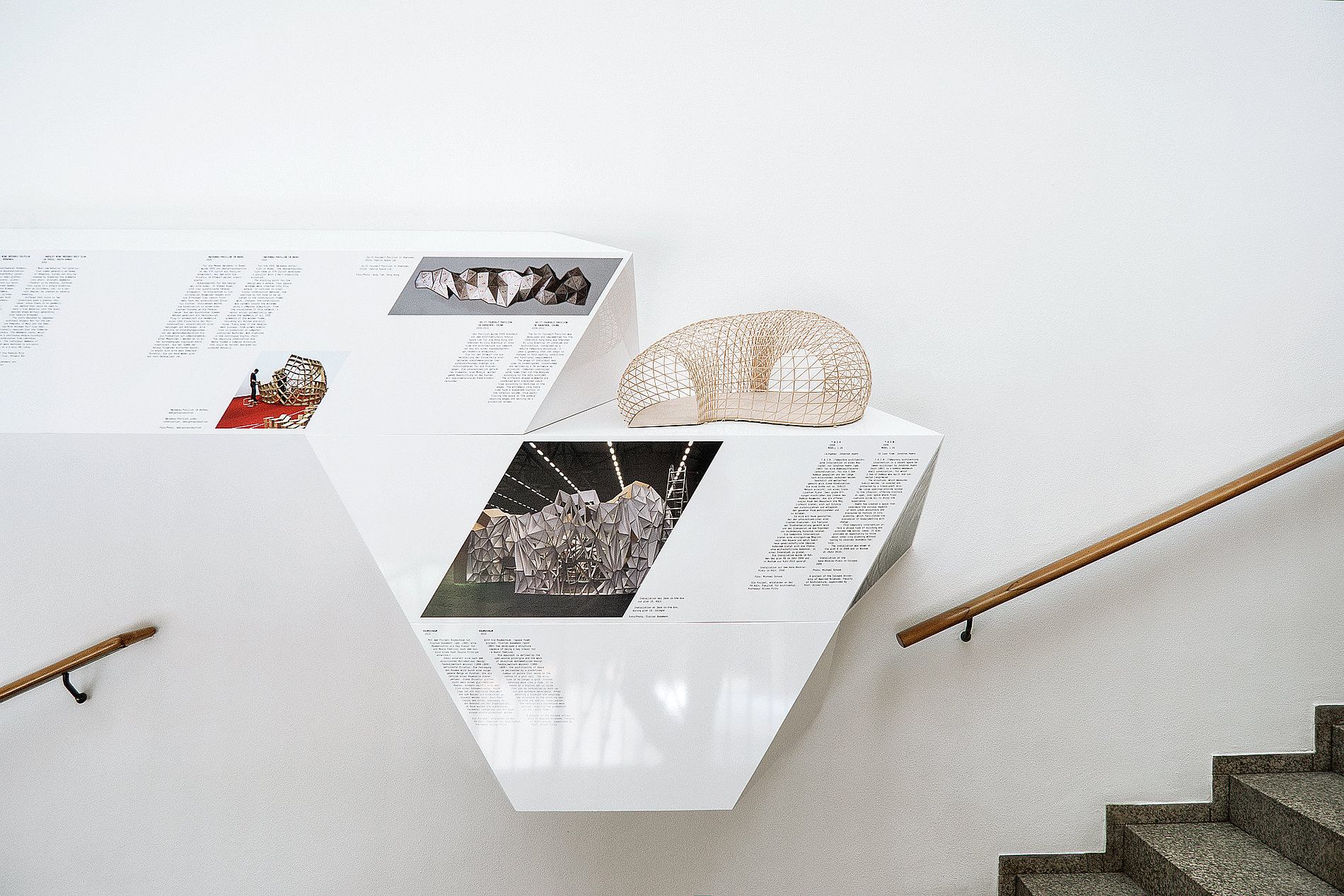 Architectural  Particles   Red Dot Design Award