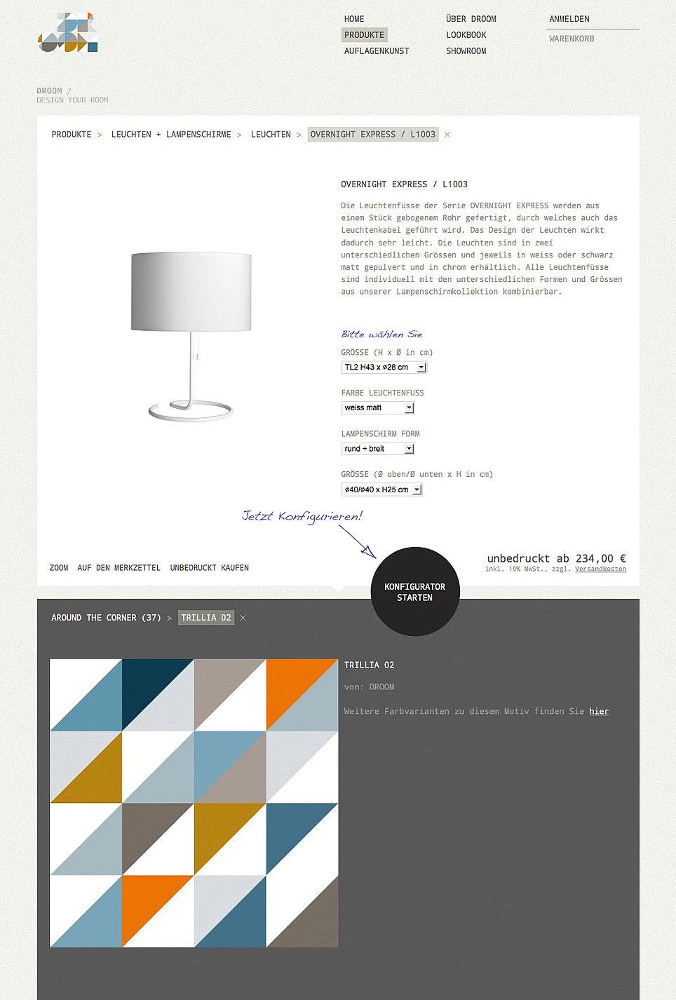 www.droom.de | Red Dot Design Award
