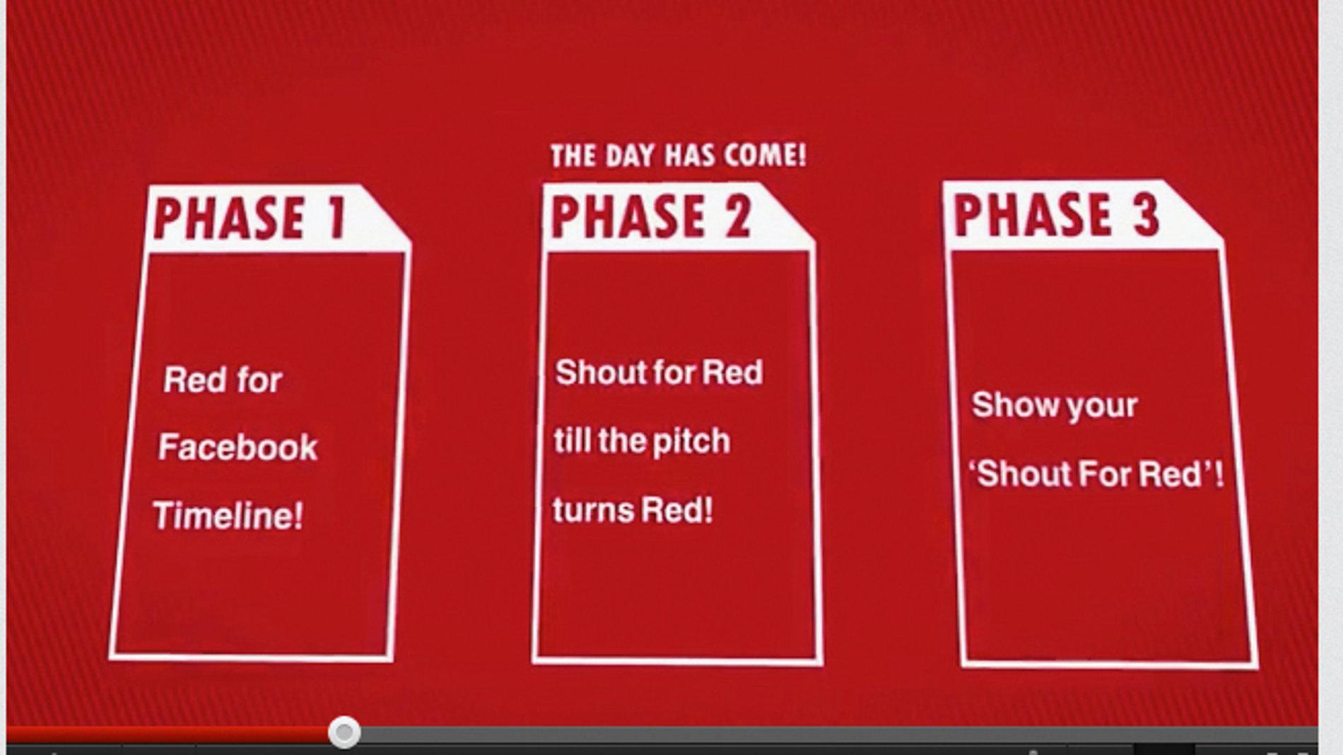 Shout for Red | Red Dot Design Award
