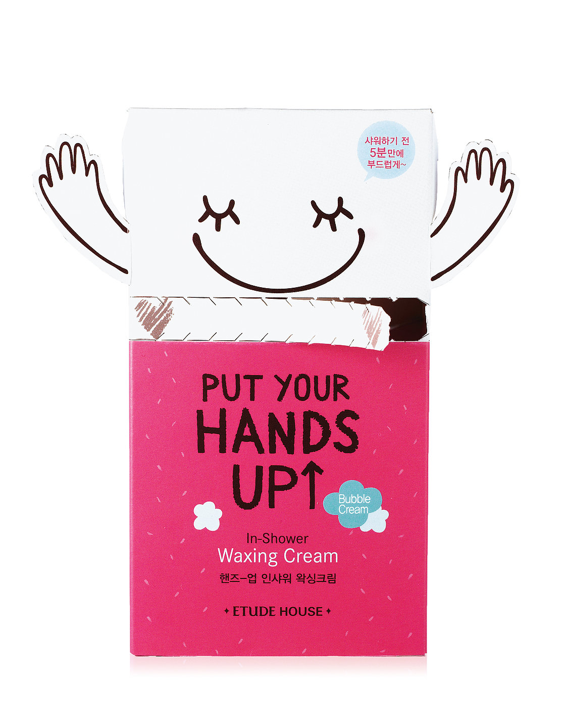 Hands Up Deodorant Depilatory   Red Dot Design Award