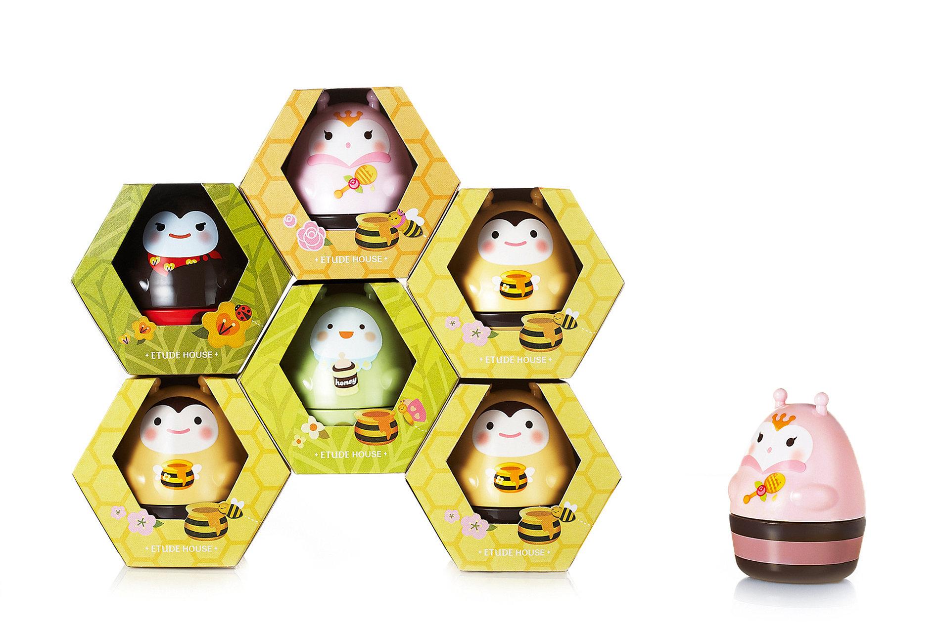 Missing You Honey Bee Hand Cream   Red Dot Design Award