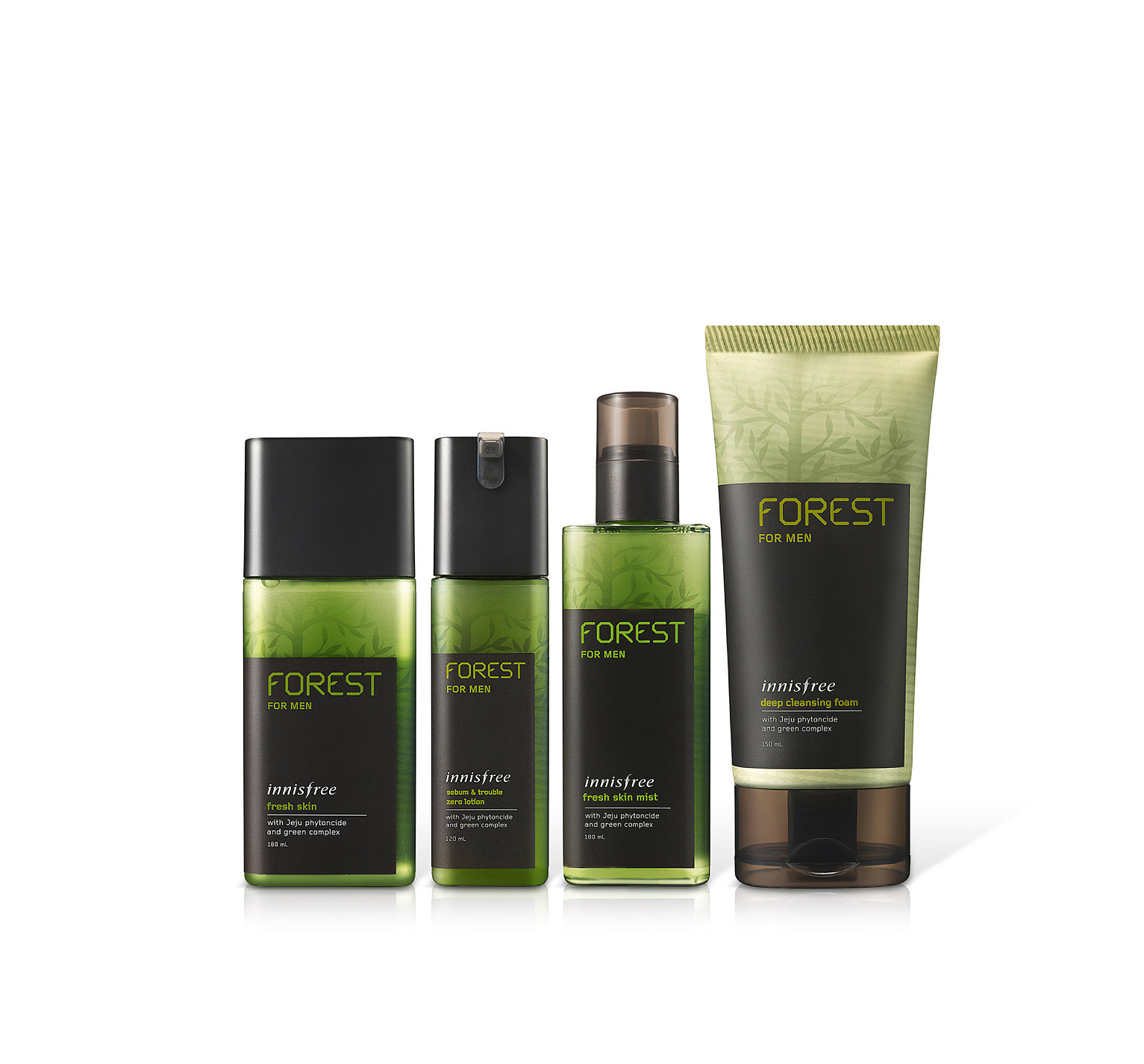 Innisfree Forest  for Men | Red Dot Design Award
