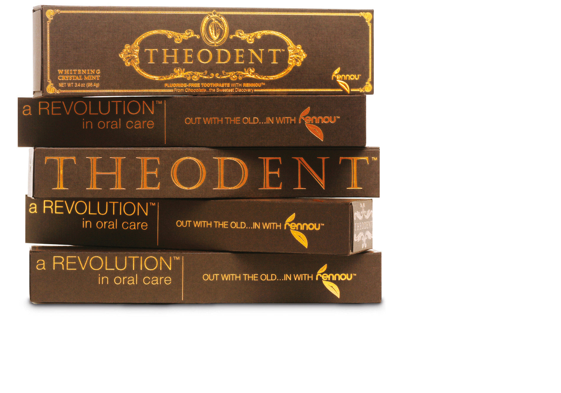 Theodent  Toothpaste   Red Dot Design Award