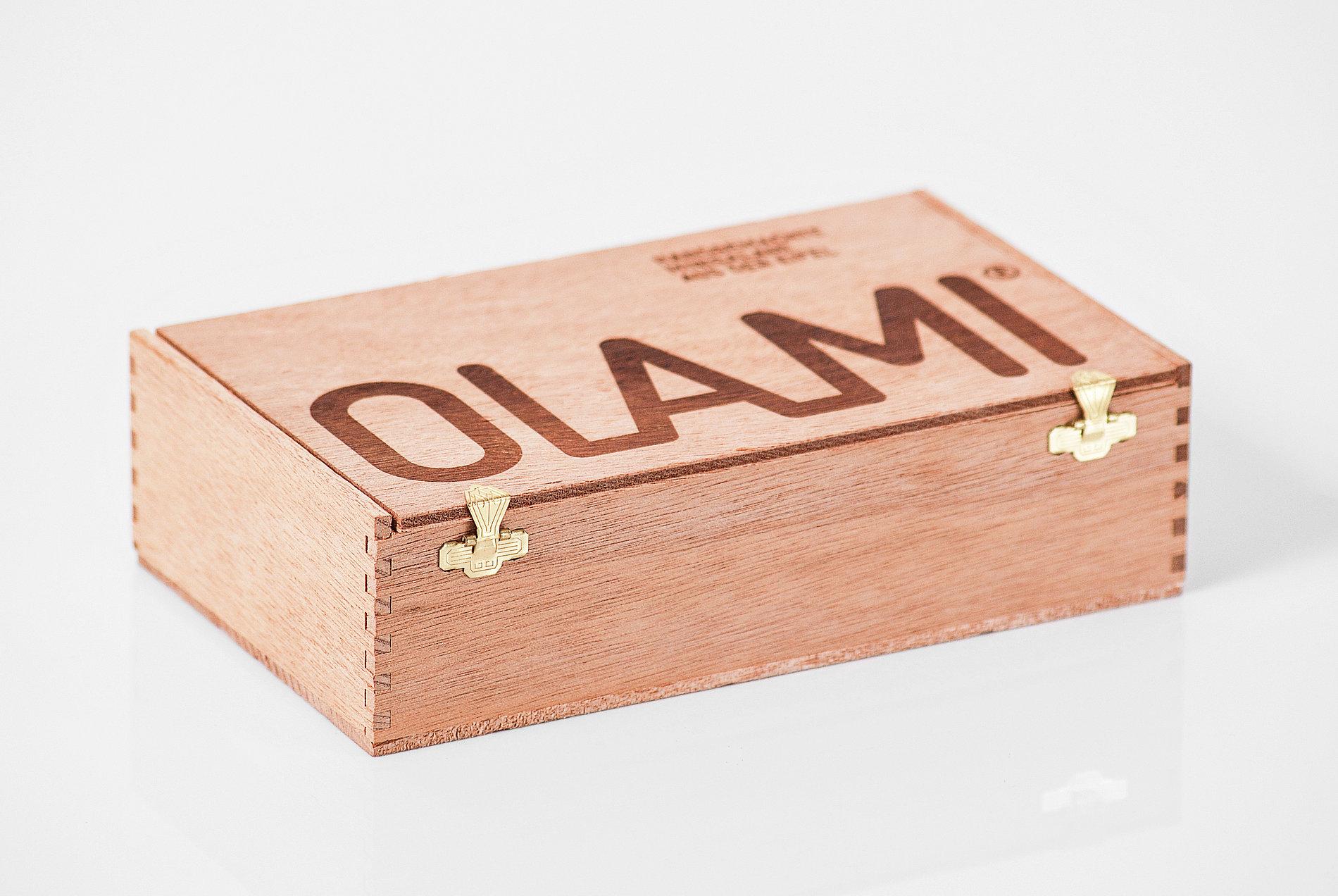 Olami | Red Dot Design Award