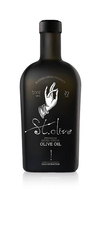 St. Olive  Olive Oil | Red Dot Design Award
