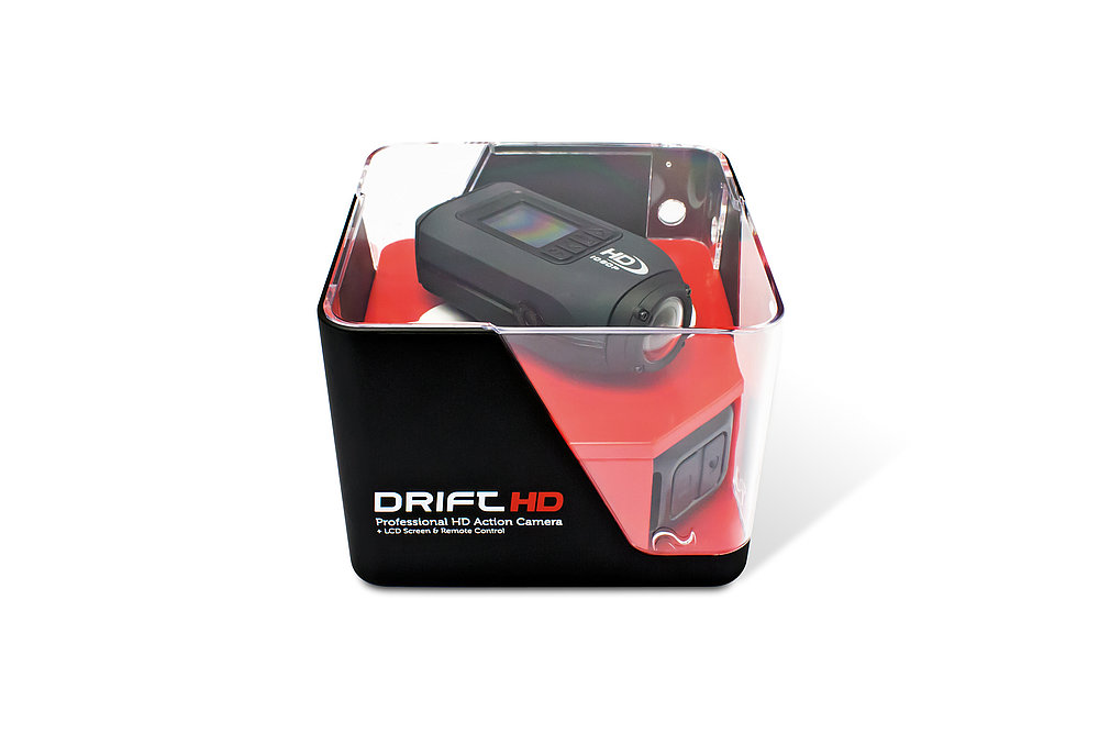 Drift HD   Red Dot Design Award