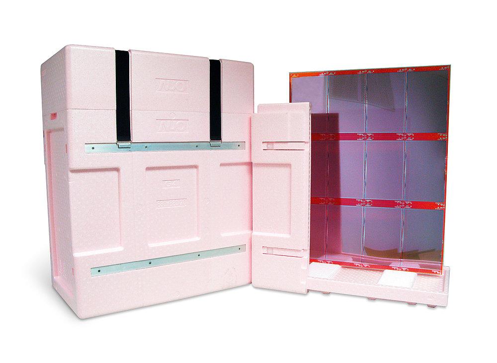 Assembly Slot  Shipping Box | Red Dot Design Award