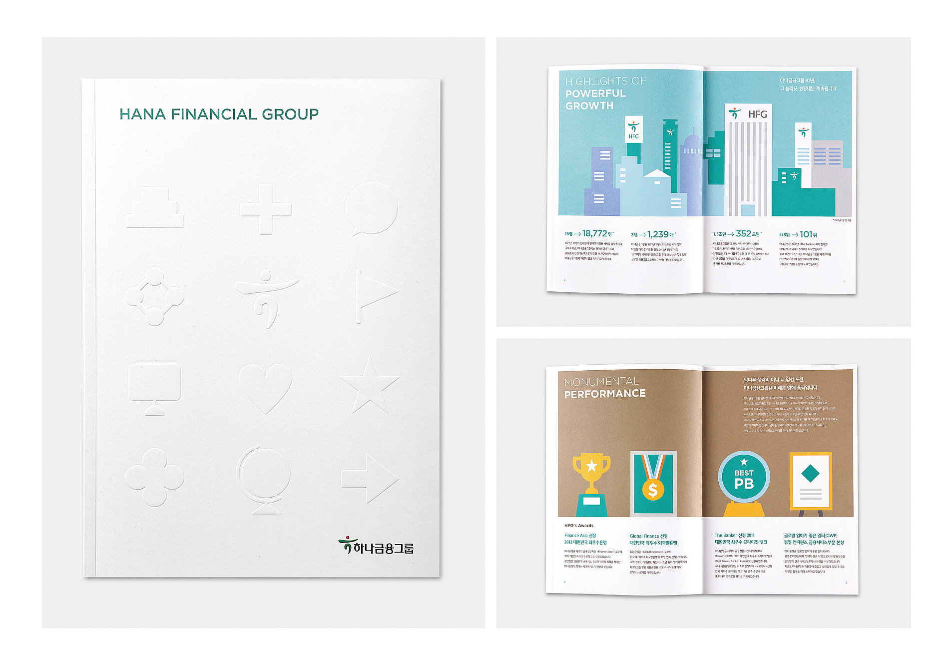 Hana Bank | Red Dot Design Award