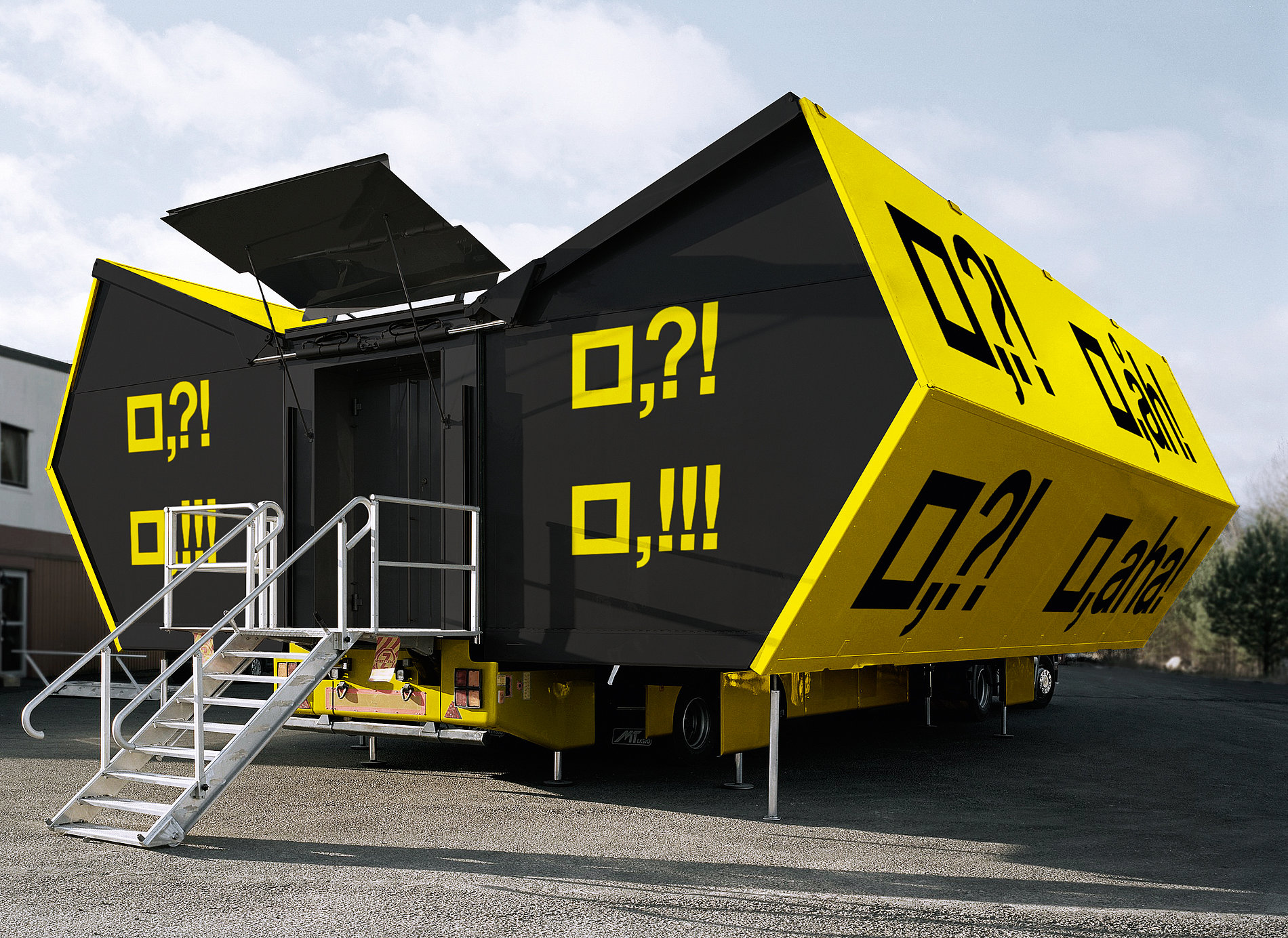 The Mobile Exhibition Lab | Red Dot Design Award