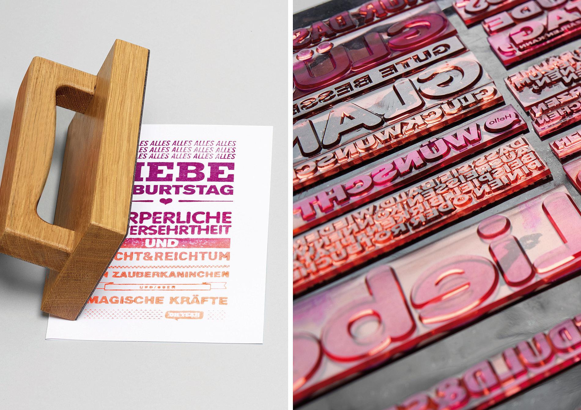 Hello Greeting Card-Stamp   Red Dot Design Award