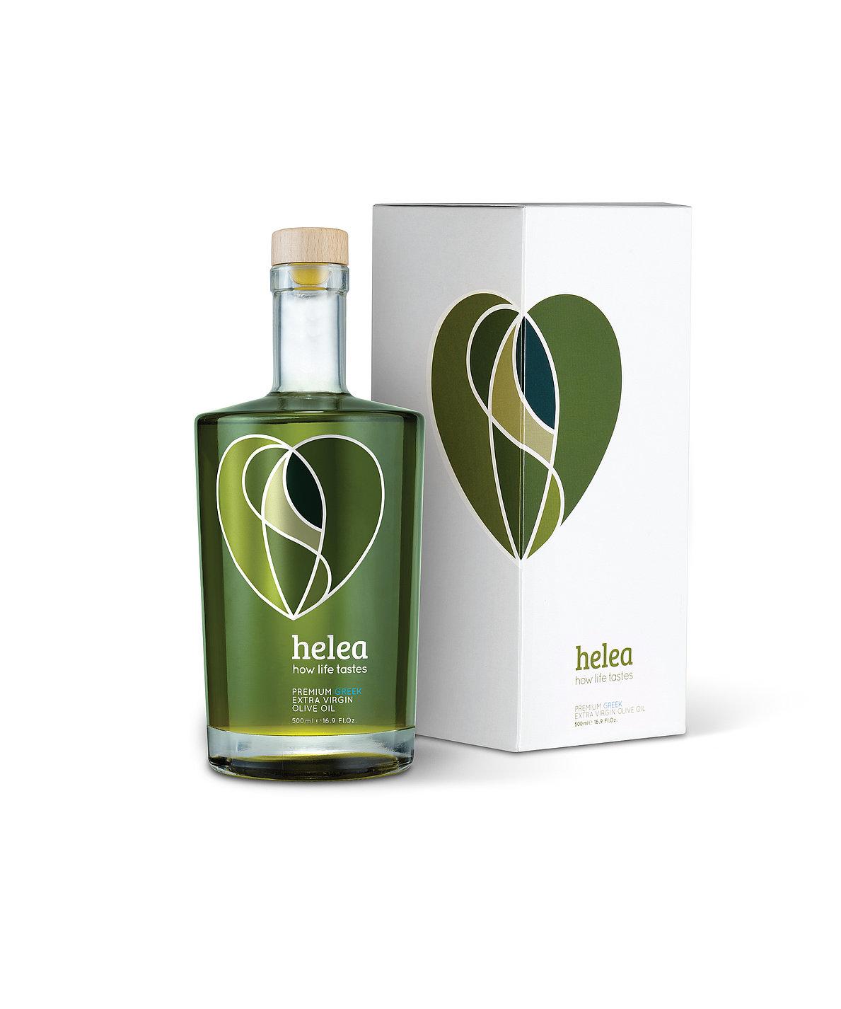 Helea Olive Oil | Red Dot Design Award