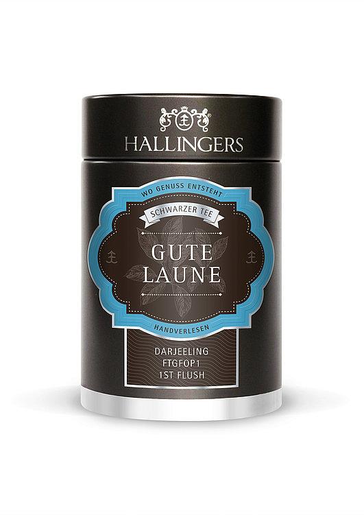 Hallingers Tea | Red Dot Design Award