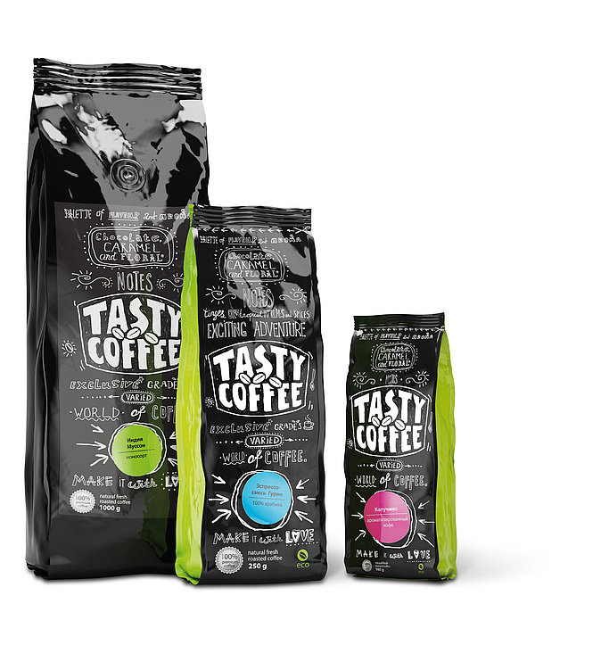 Tasty Coffee | Red Dot Design Award