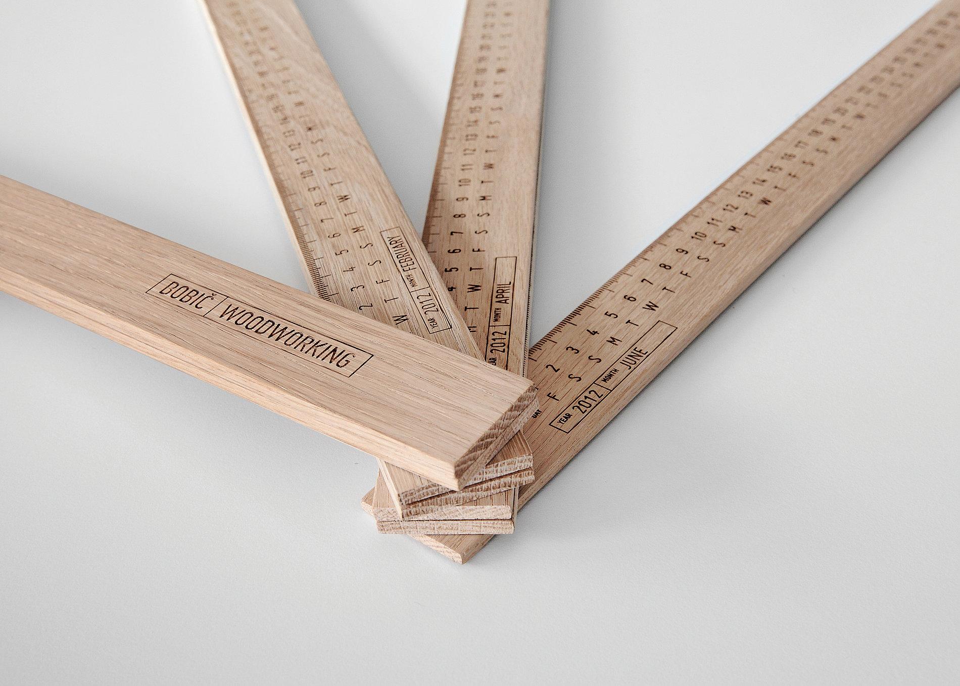 A ruler that measures time   Red Dot Design Award