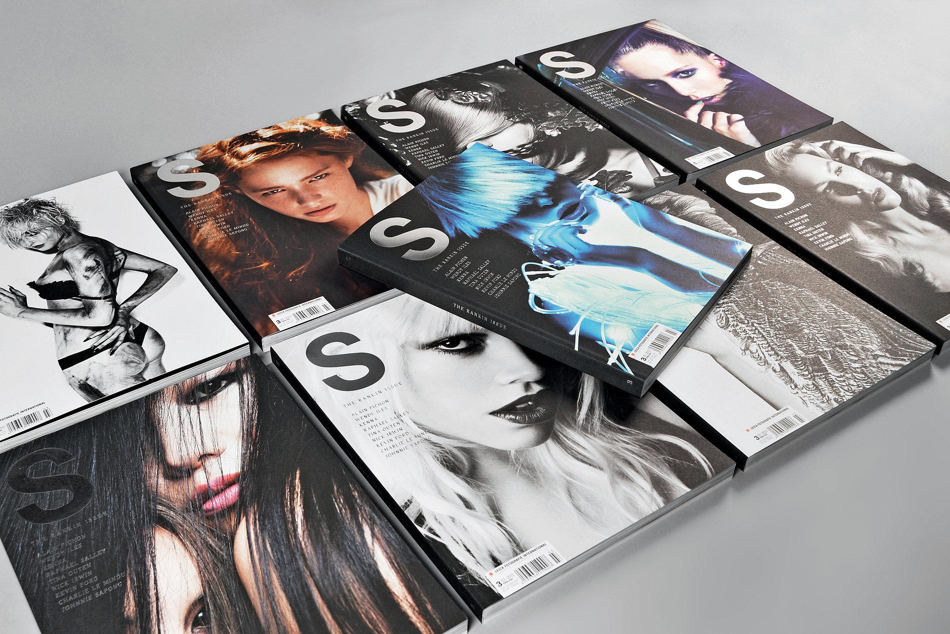 Leica S-Magazine – THE RANKIN ISSUE | Red Dot Design Award