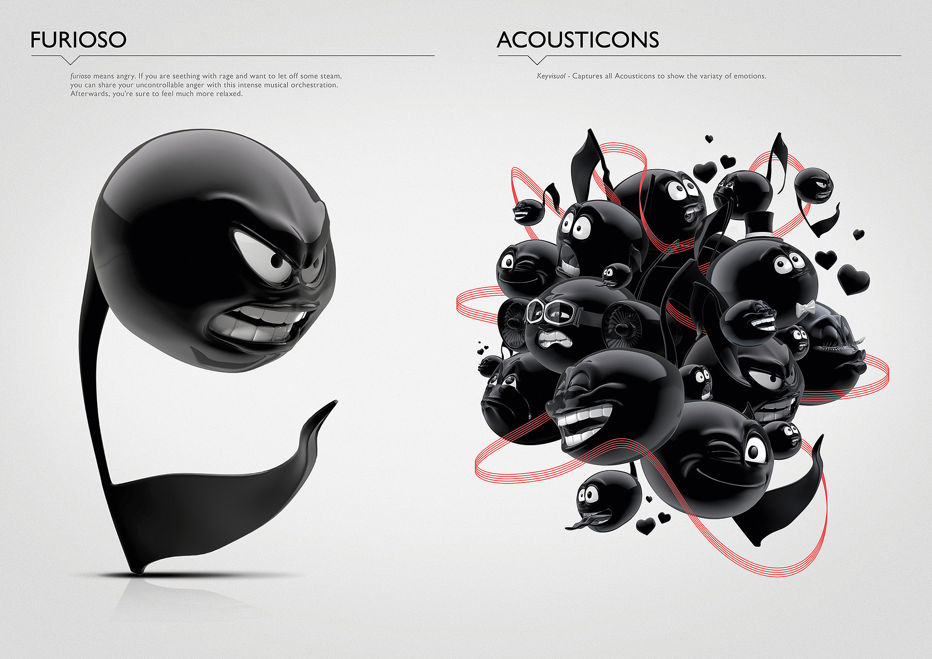 Acousticons | Red Dot Design Award