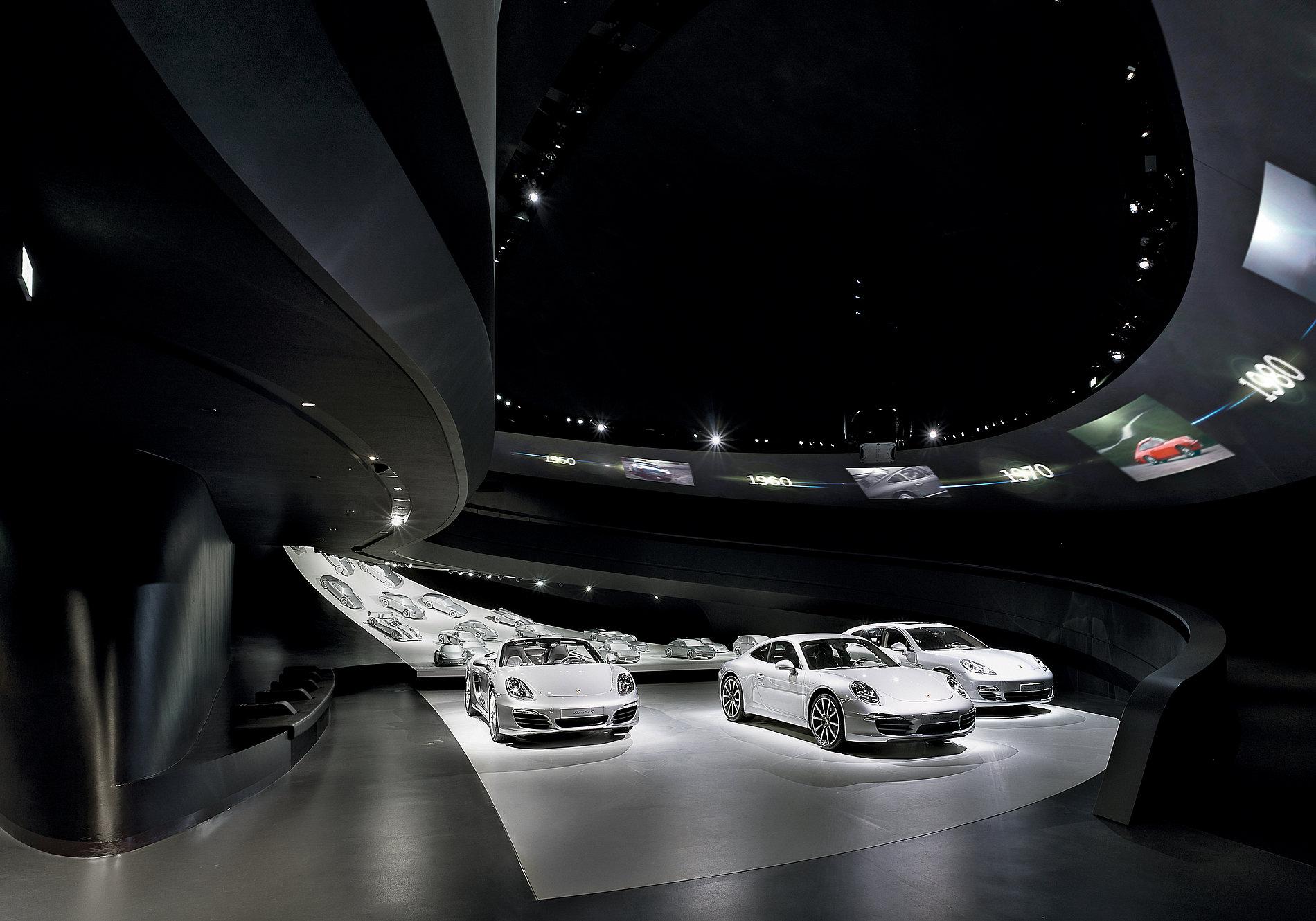 Porsche Pavilion | Red Dot Design Award