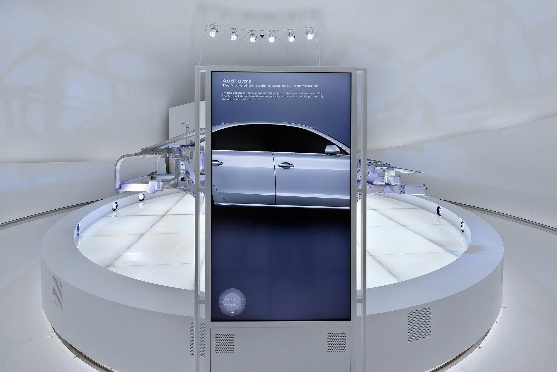 Audi Sphere, Copenhagen 2012 | Red Dot Design Award