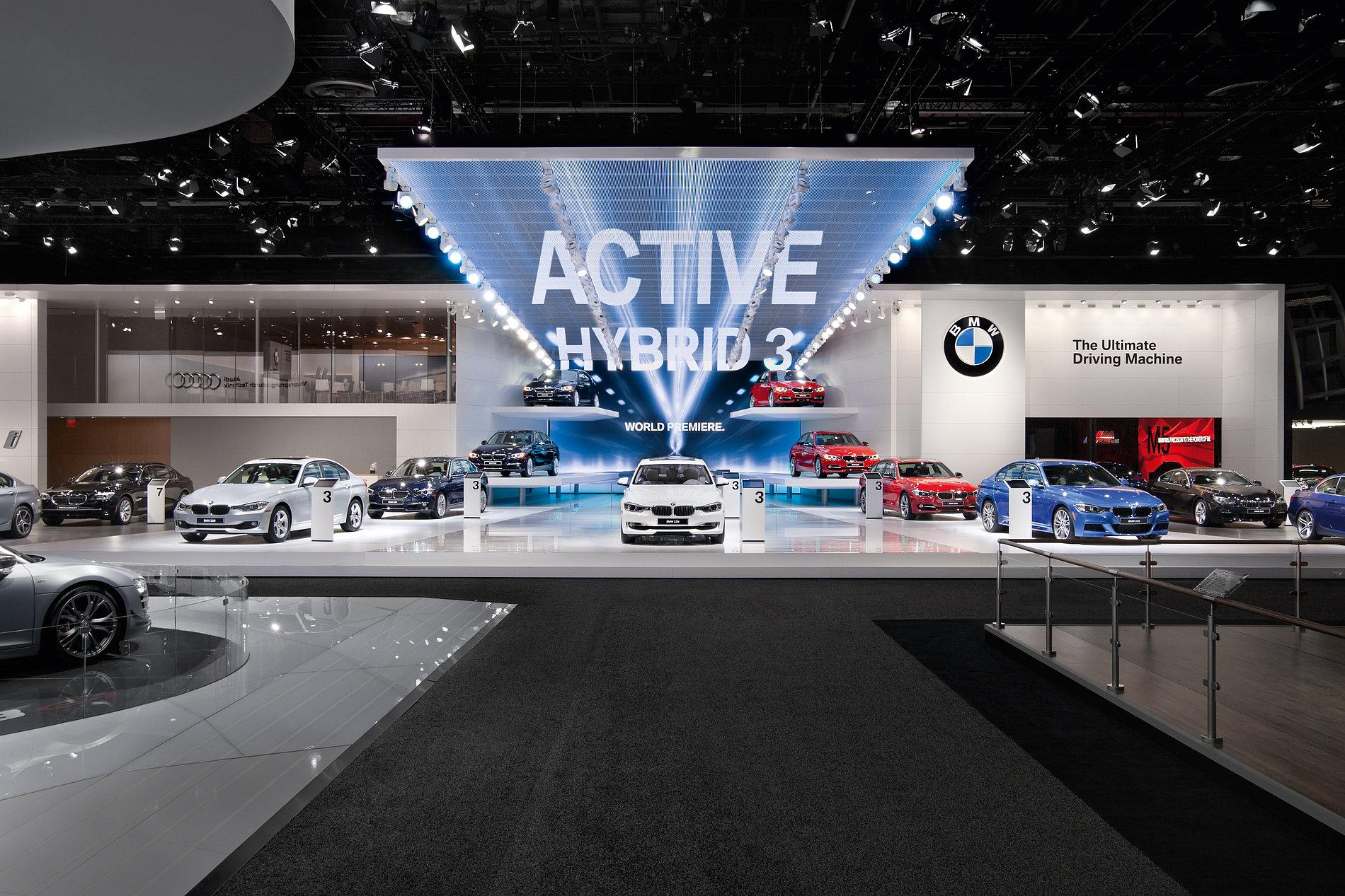 BMW – The Target   Red Dot Design Award