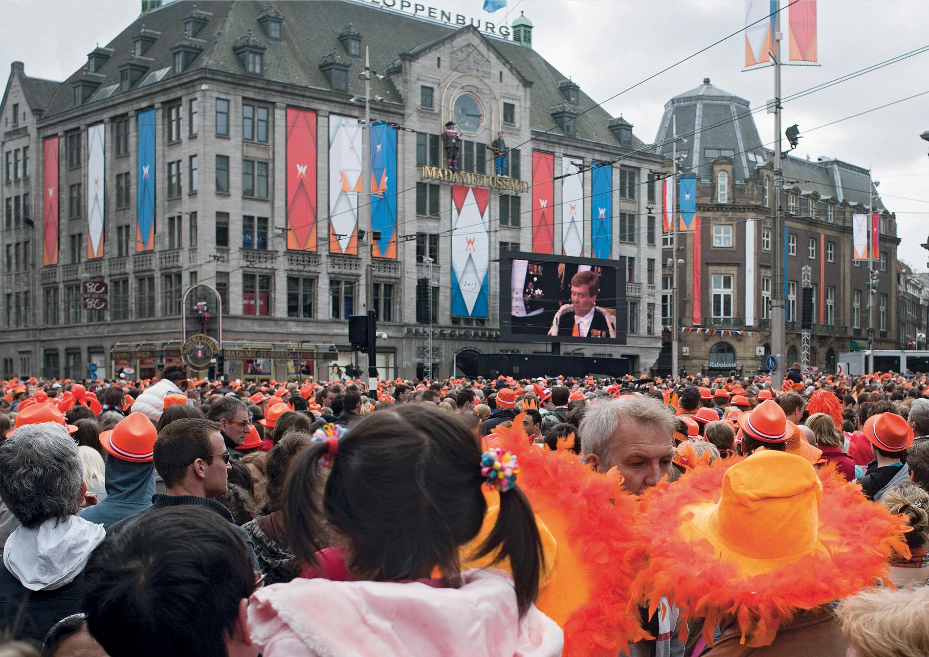 Royal Inauguration of King Willem- Alexander | Red Dot Design Award