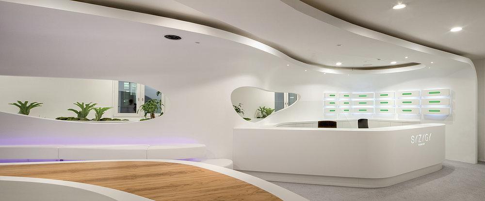 SYZYGY Office Frankfurt | Red Dot Design Award