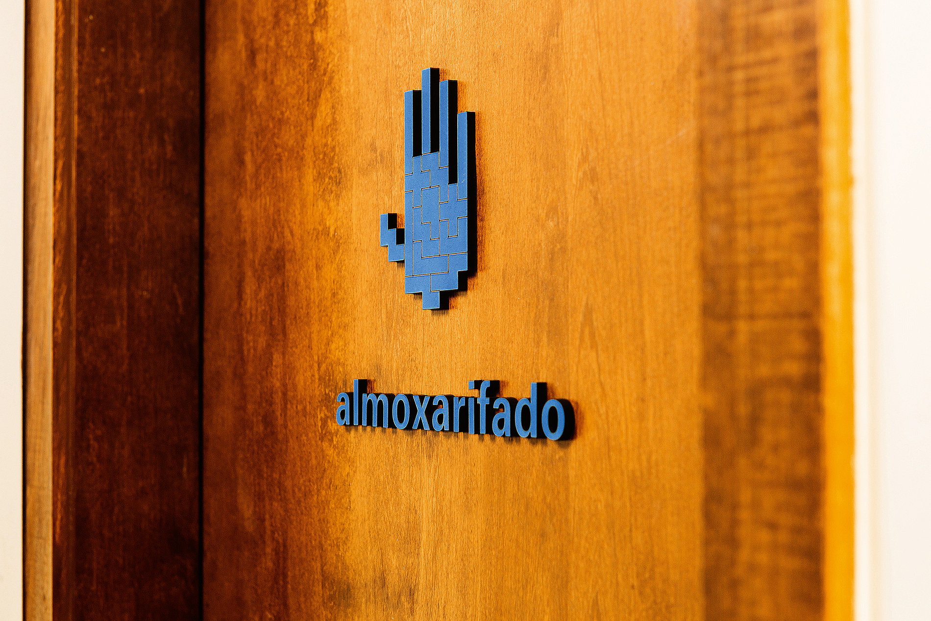 Pentomino Signage System | Red Dot Design Award