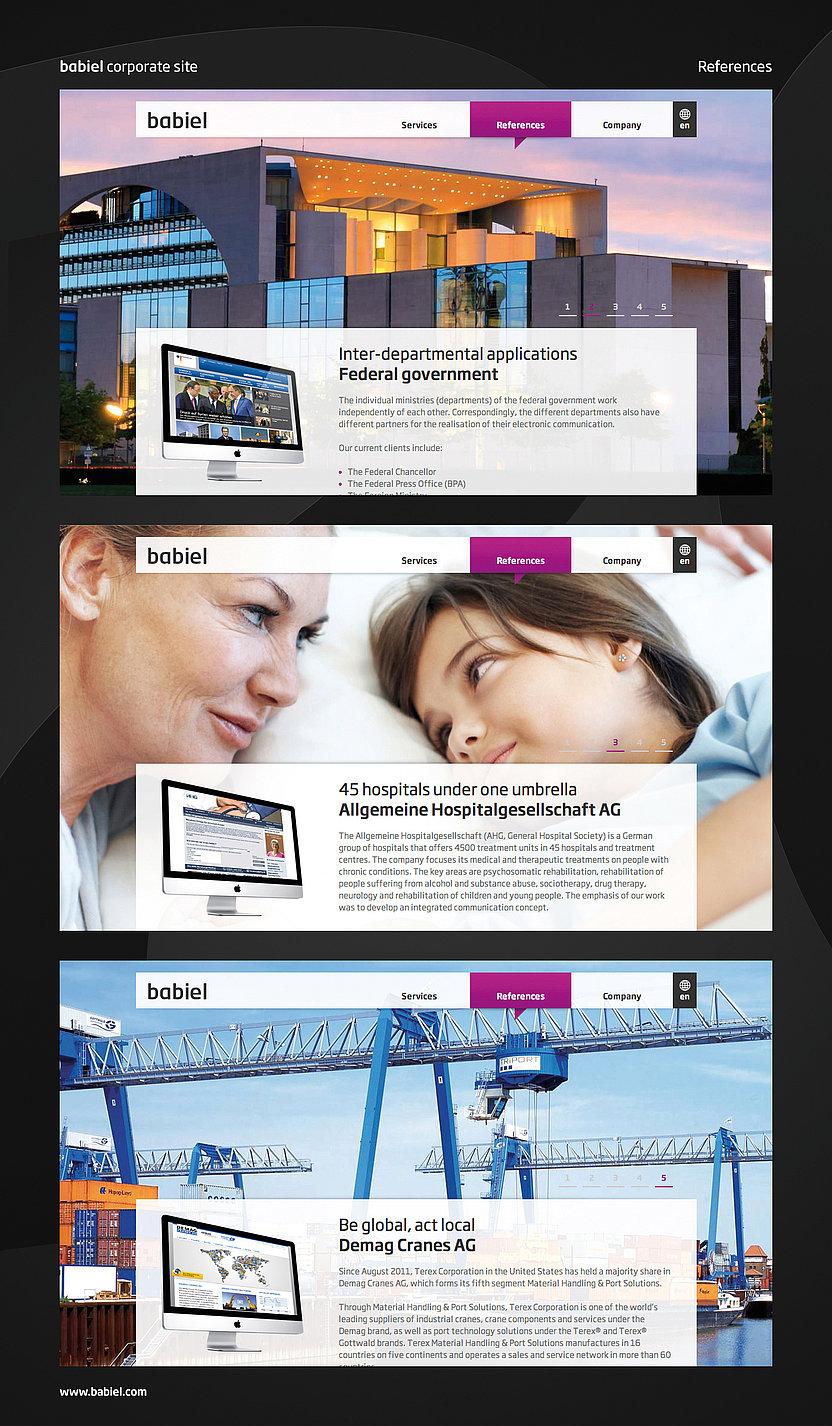 Babiel GmbH | Red Dot Design Award