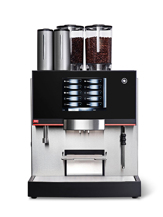 Melitta bar-cube touch Fully Automatic Coffee Machine | Red Dot Design Award