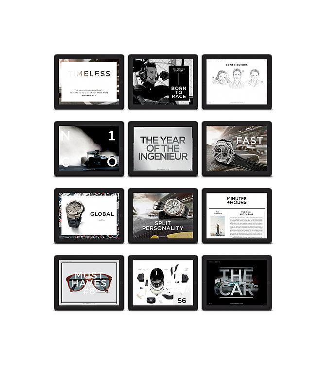 IWC Watch International 01/2013 | Red Dot Design Award