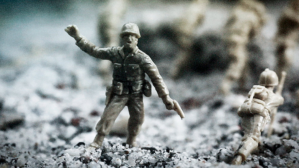 Discovery Channel – Second World War | Red Dot Design Award