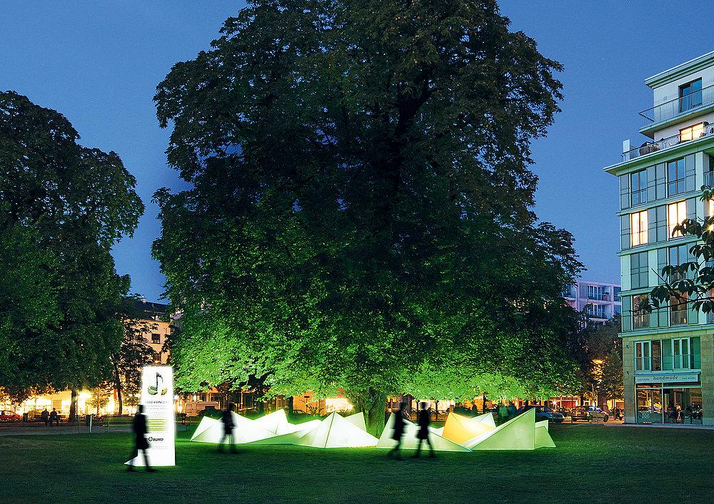 Tree Concert | Red Dot Design Award