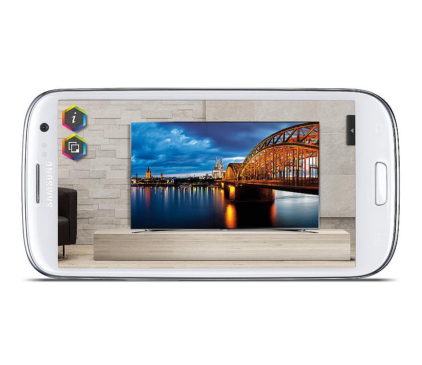 2013 Samsung Smart TV AR | Red Dot Design Award