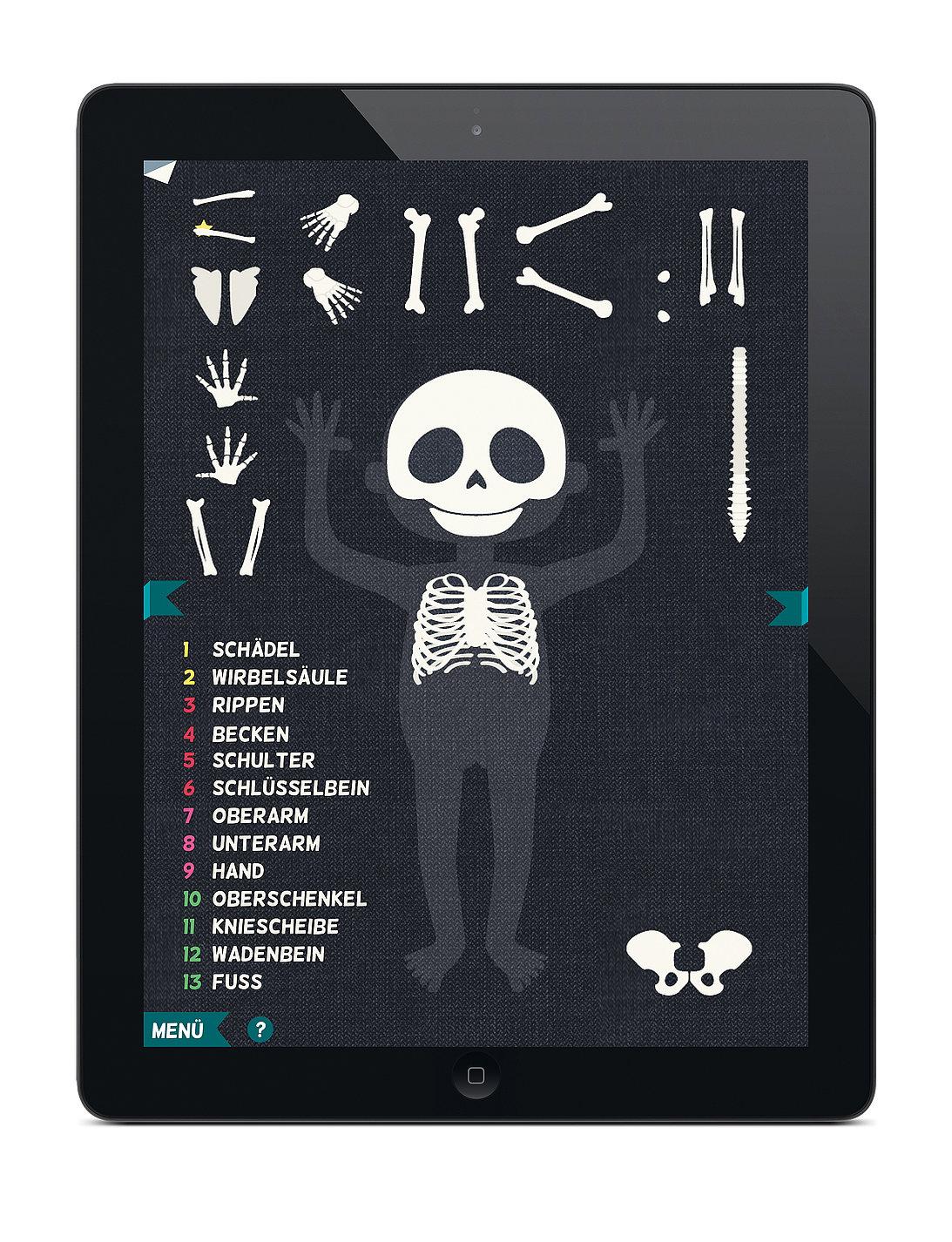 Das ist mein Körper – Anatomie für Kinder This is my body – Anatomy for kids | Red Dot Design Award