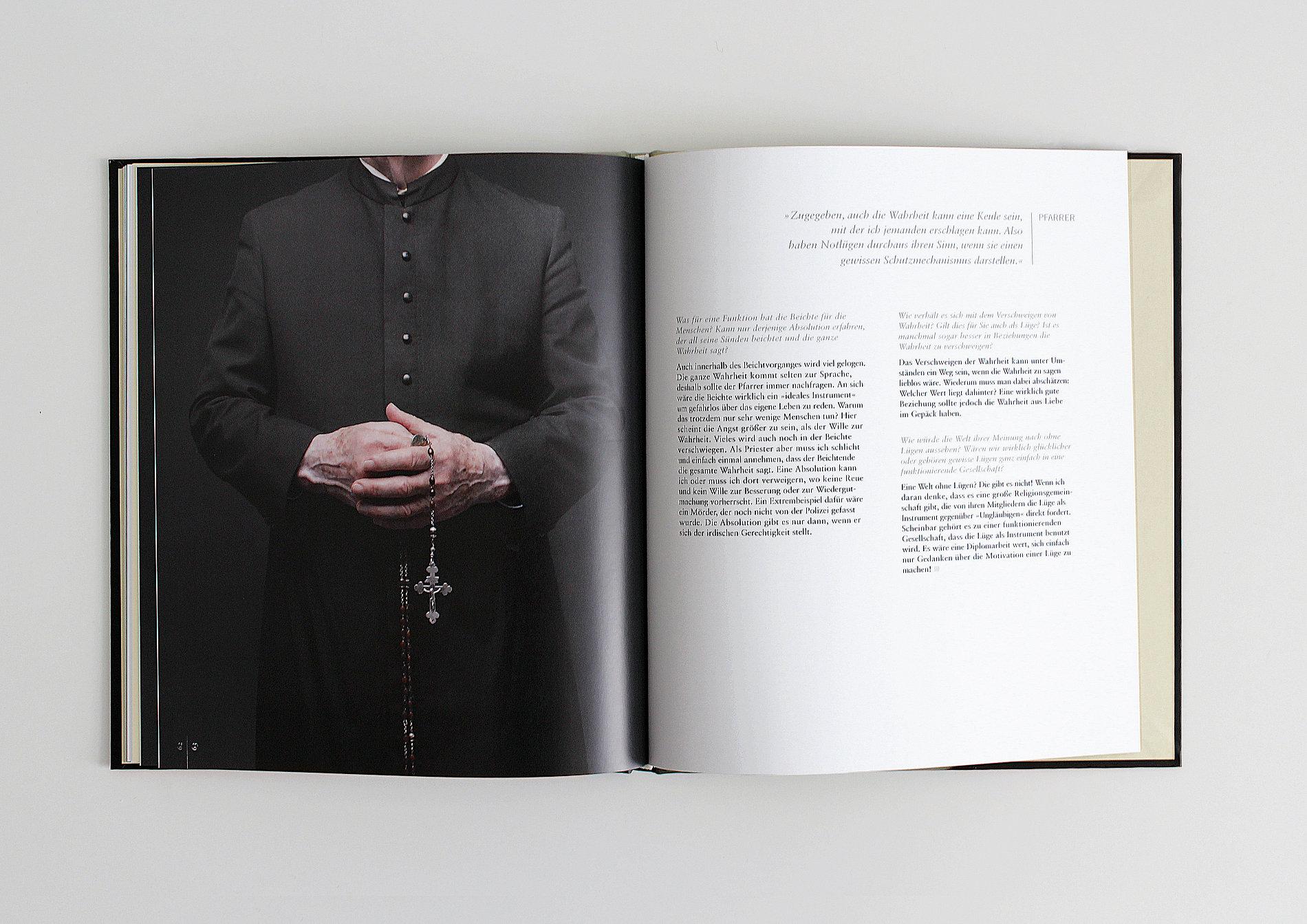 Lügnern auf der Spur How to Detect Liars | Red Dot Design Award