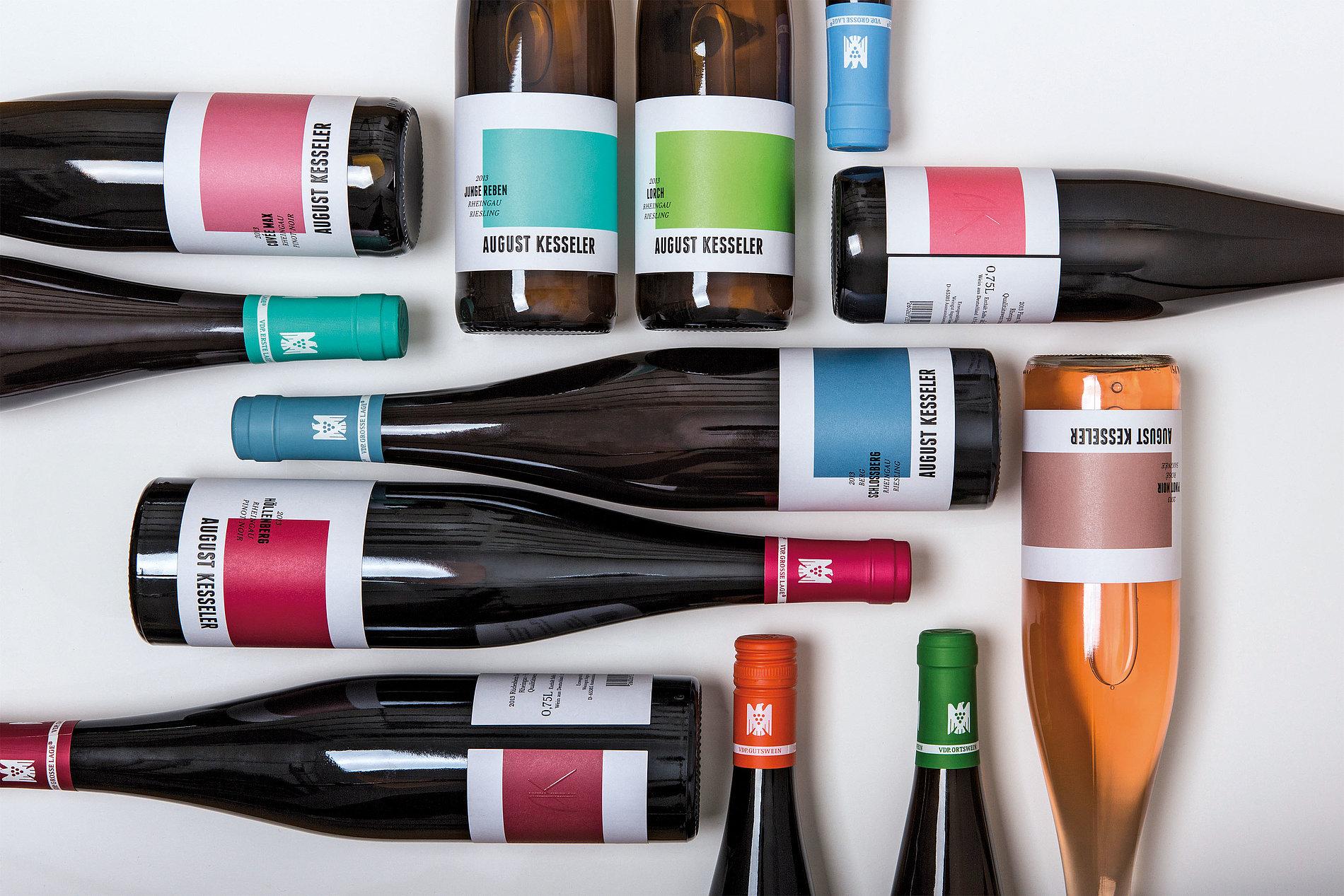 August Kesseler Winery | Red Dot Design Award