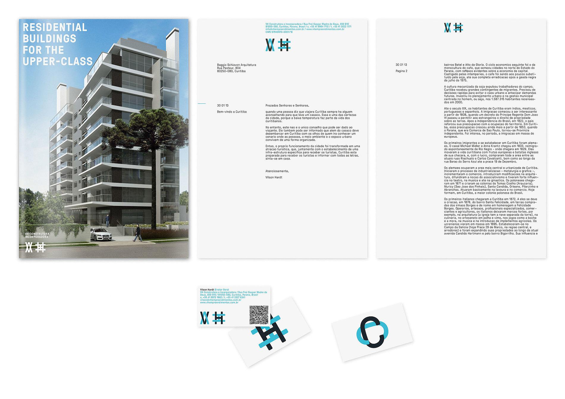 VH Vilson Hardt Construtora e Incorporadora | Red Dot Design Award