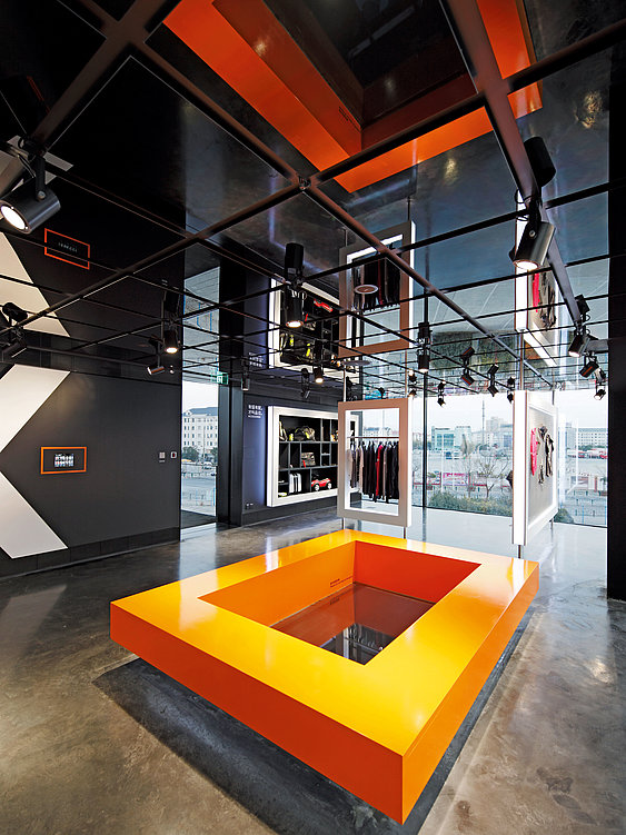 MINI Brand Experience Centre Shanghai | Red Dot Design Award