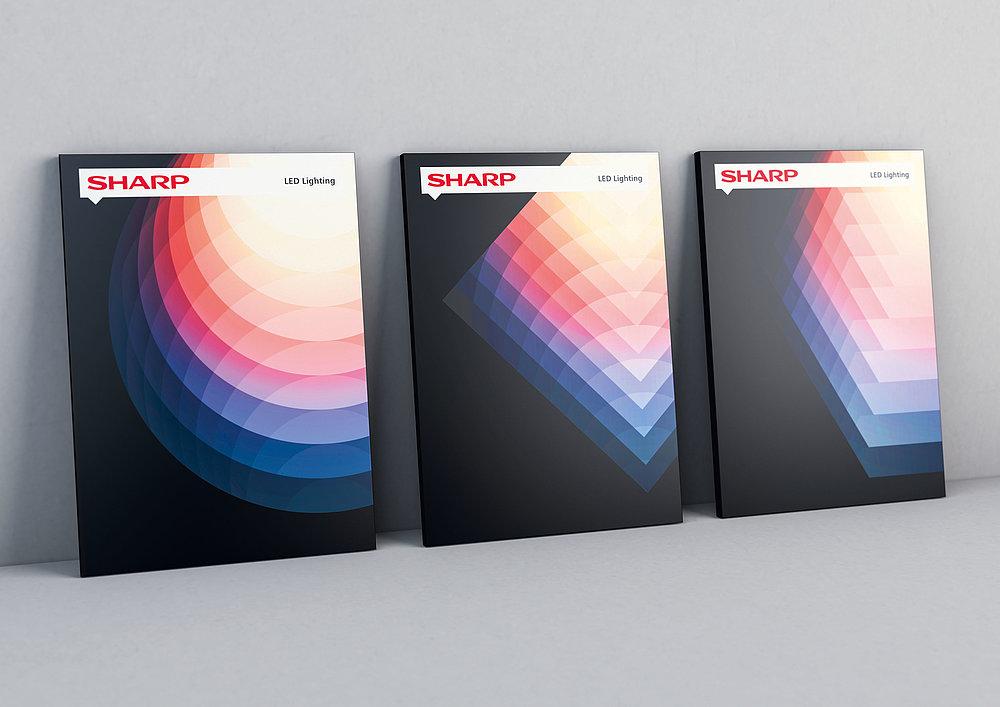 Sharp LED Lighting | Red Dot Design Award