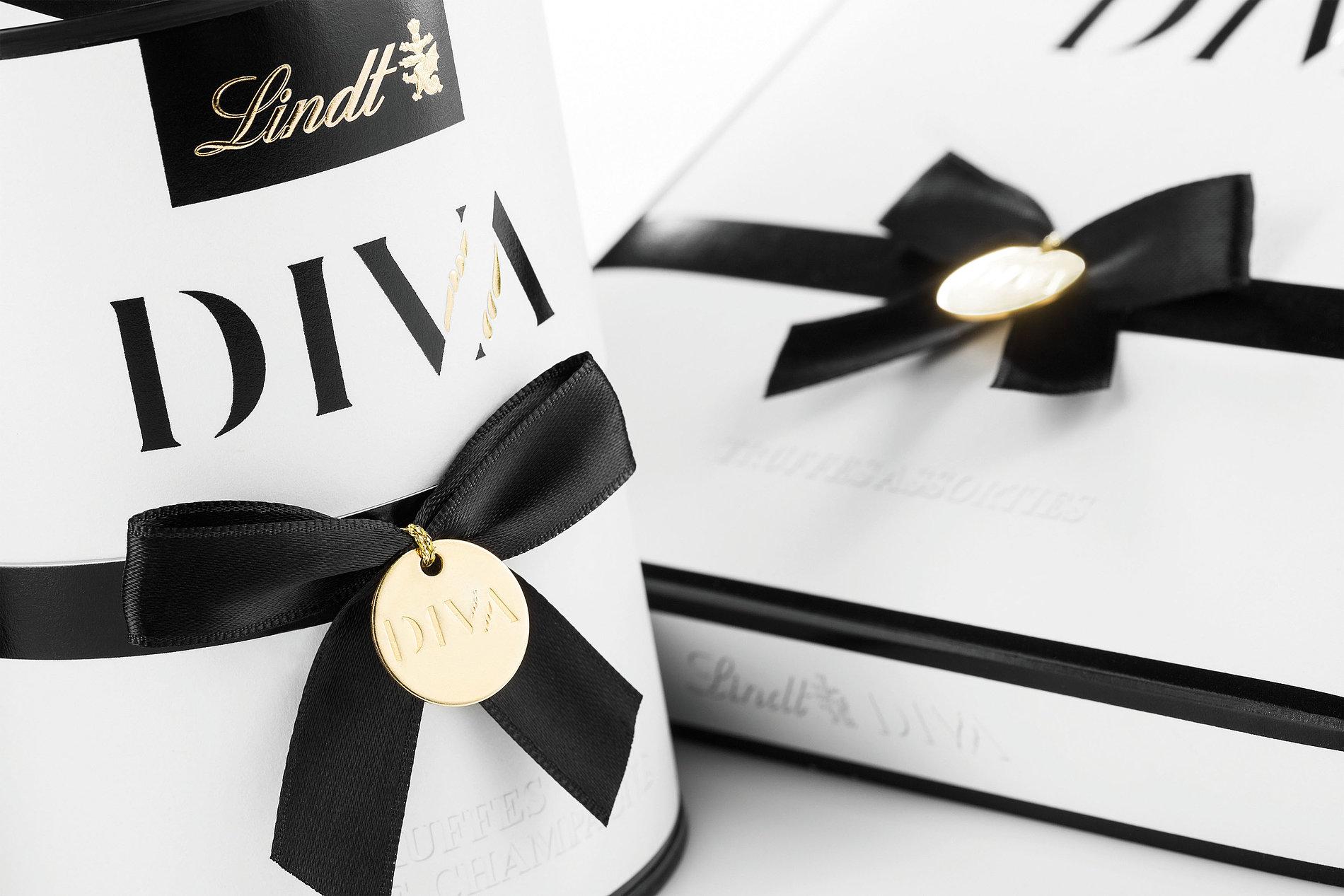 Lindt DIVA | Red Dot Design Award