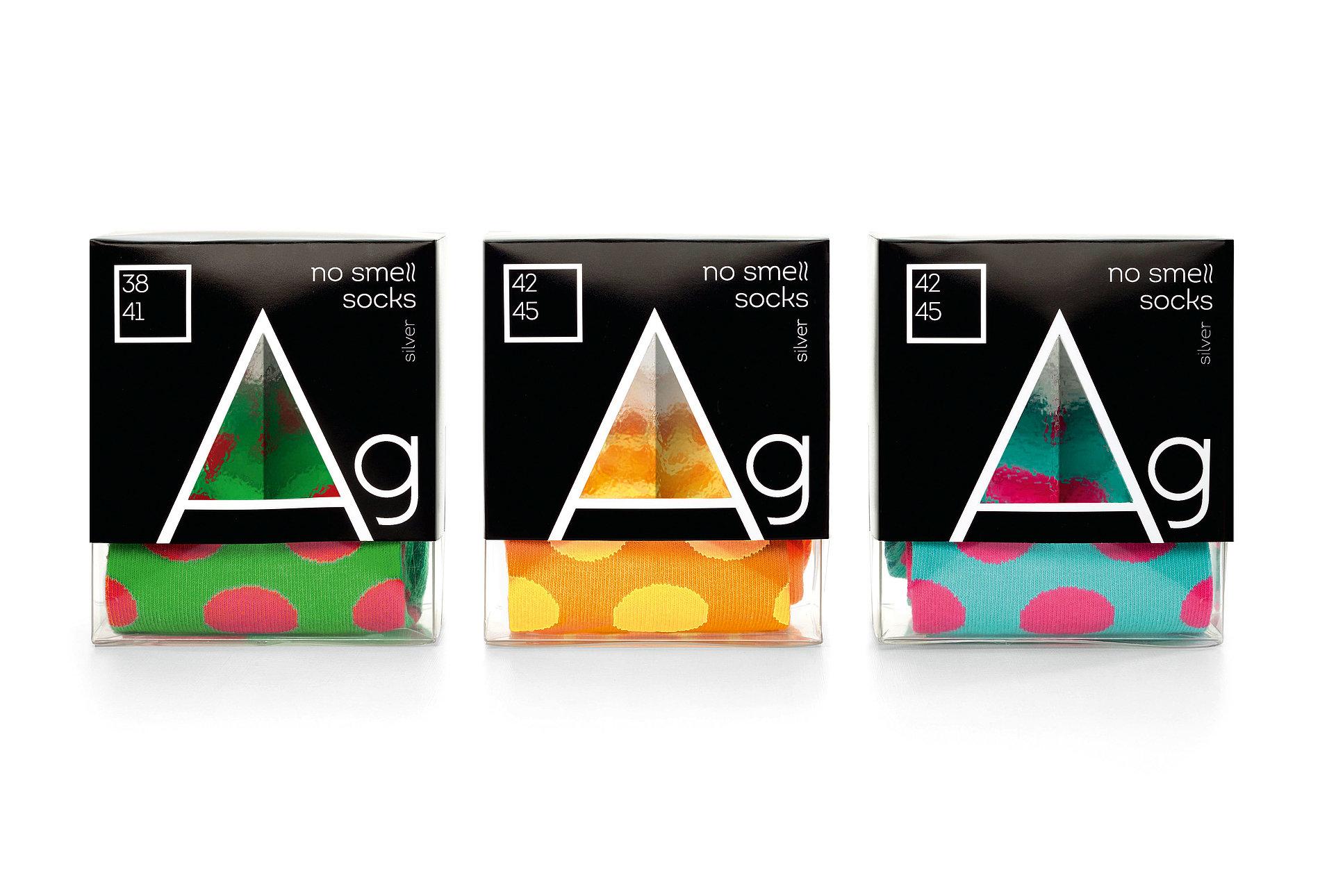 Argentum Socks | Red Dot Design Award