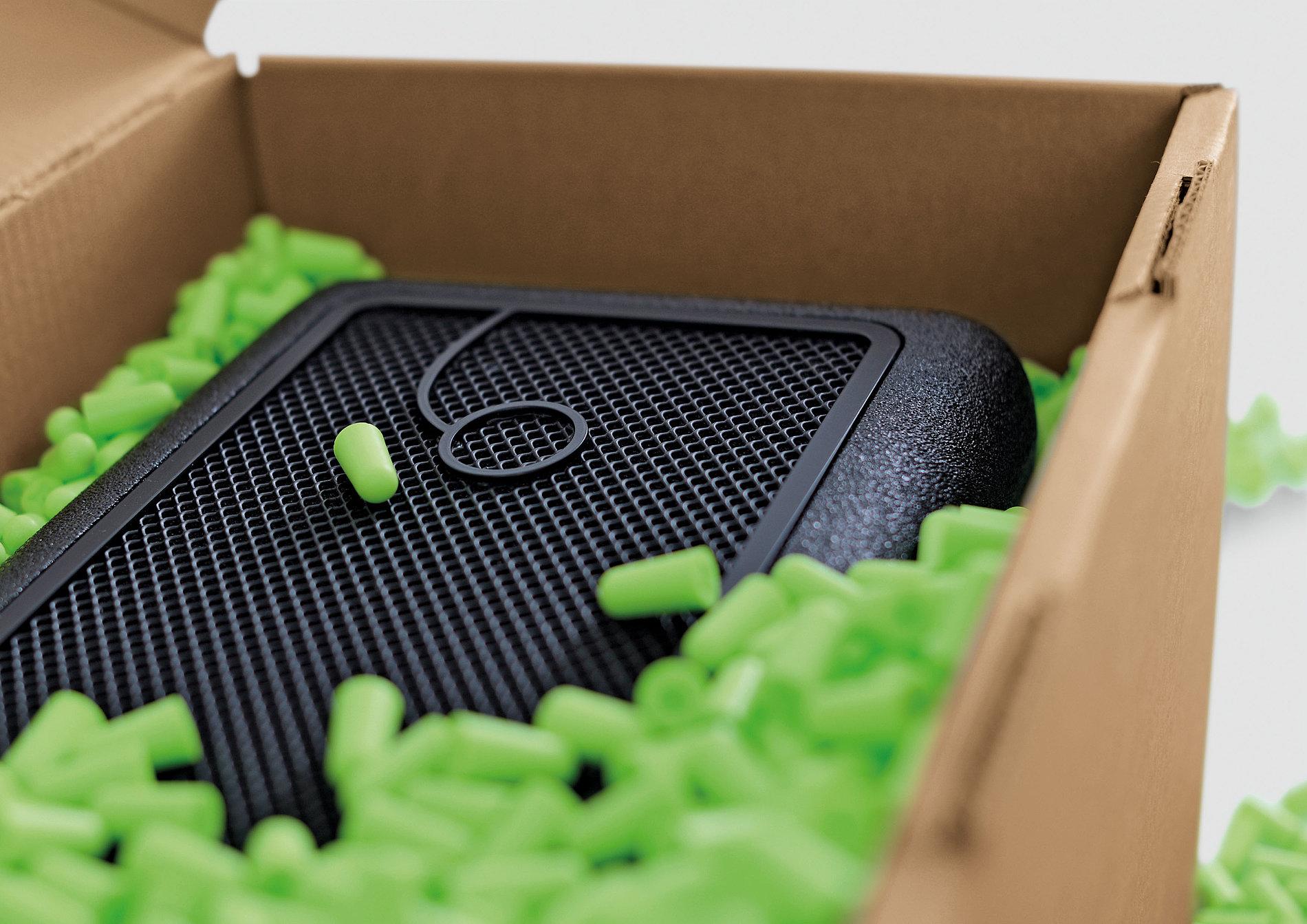 The Earplug Packaging | Red Dot Design Award