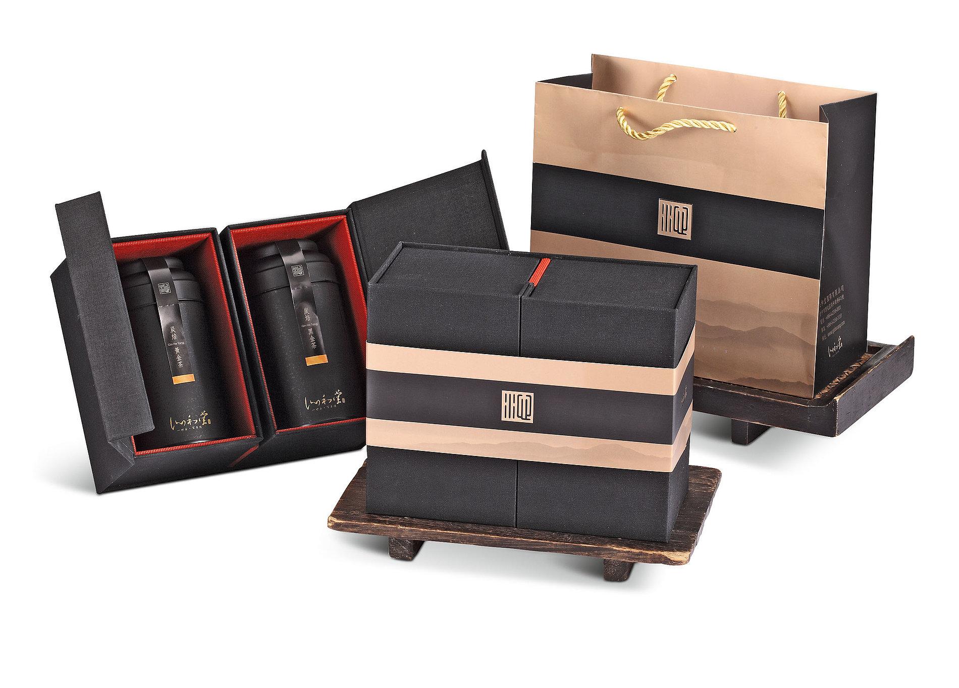 Qin Sheng Breeze Signature Gift Set | Red Dot Design Award