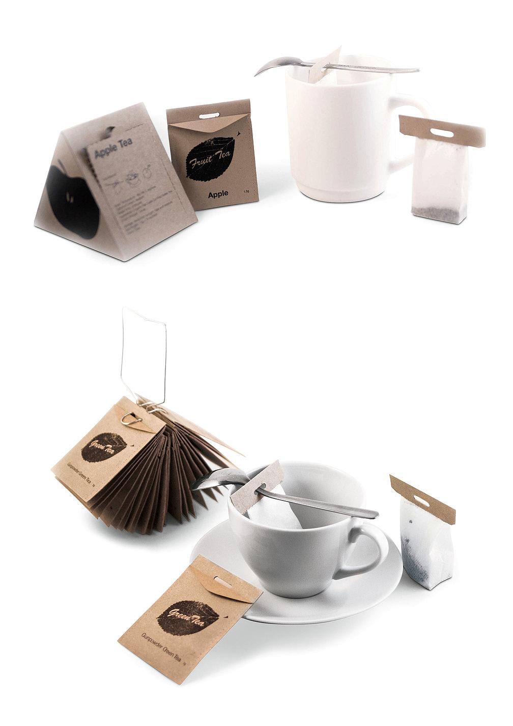 Spoon Tea Bag | Red Dot Design Award