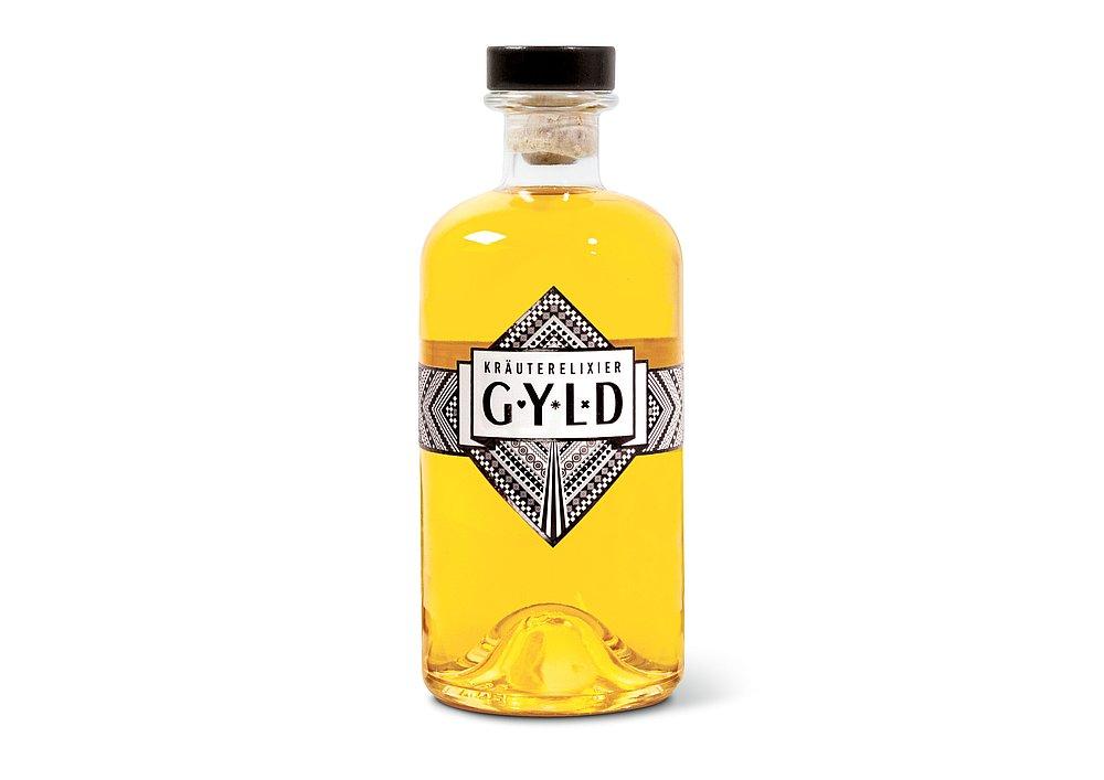 GYLD Herbal Liqueur | Red Dot Design Award