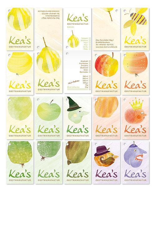 Kea's Obstmanufaktur | Red Dot Design Award