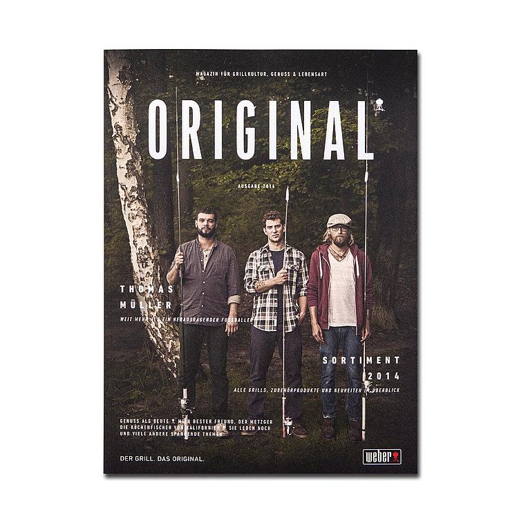 ORIGINAL | Red Dot Design Award
